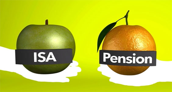 Pension, ISA or both?